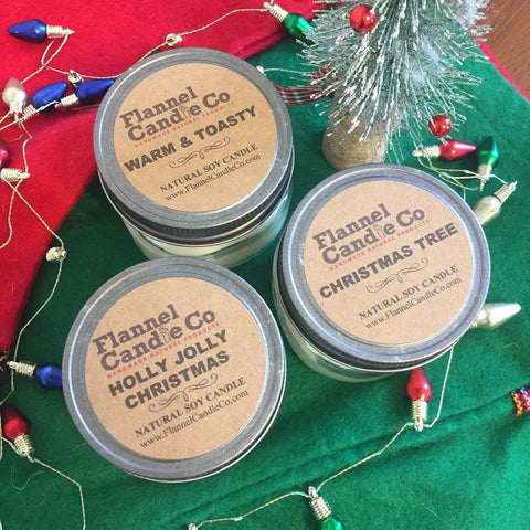 Christmas Candle Sampler Pack