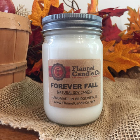Forever Fall Soy Candle
