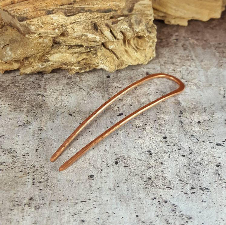 Copper Hair Pins, 4