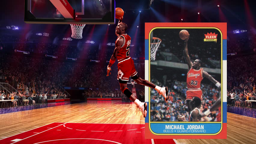 Top 5 Michael Jordan Cards Cherry Collectables