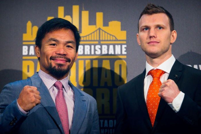 Pacquiao VS Horn 2017 - Could He Do It?