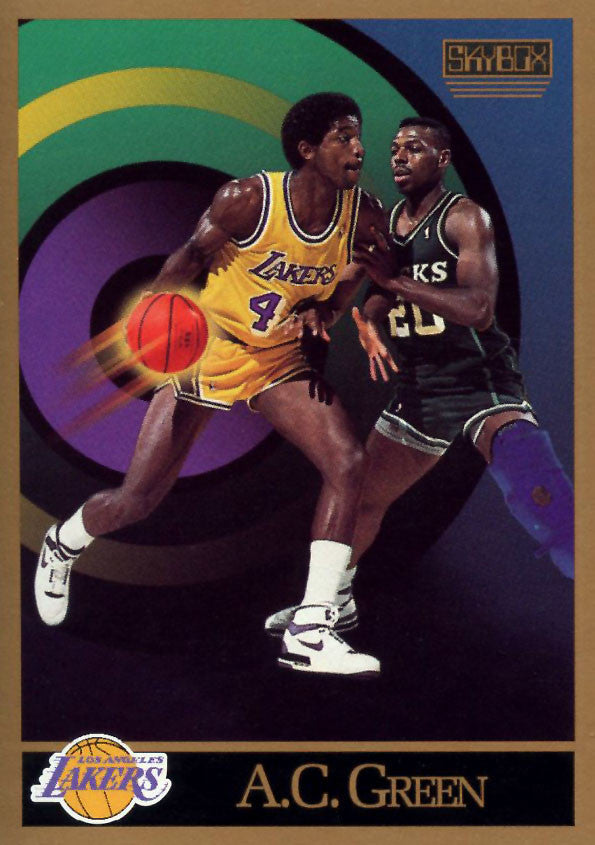 Throwback Thursday - A.C. Green