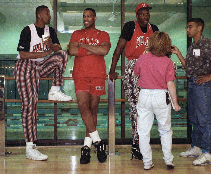 Throwback Thursday - Horace Grant, the man of the epic Zubaz