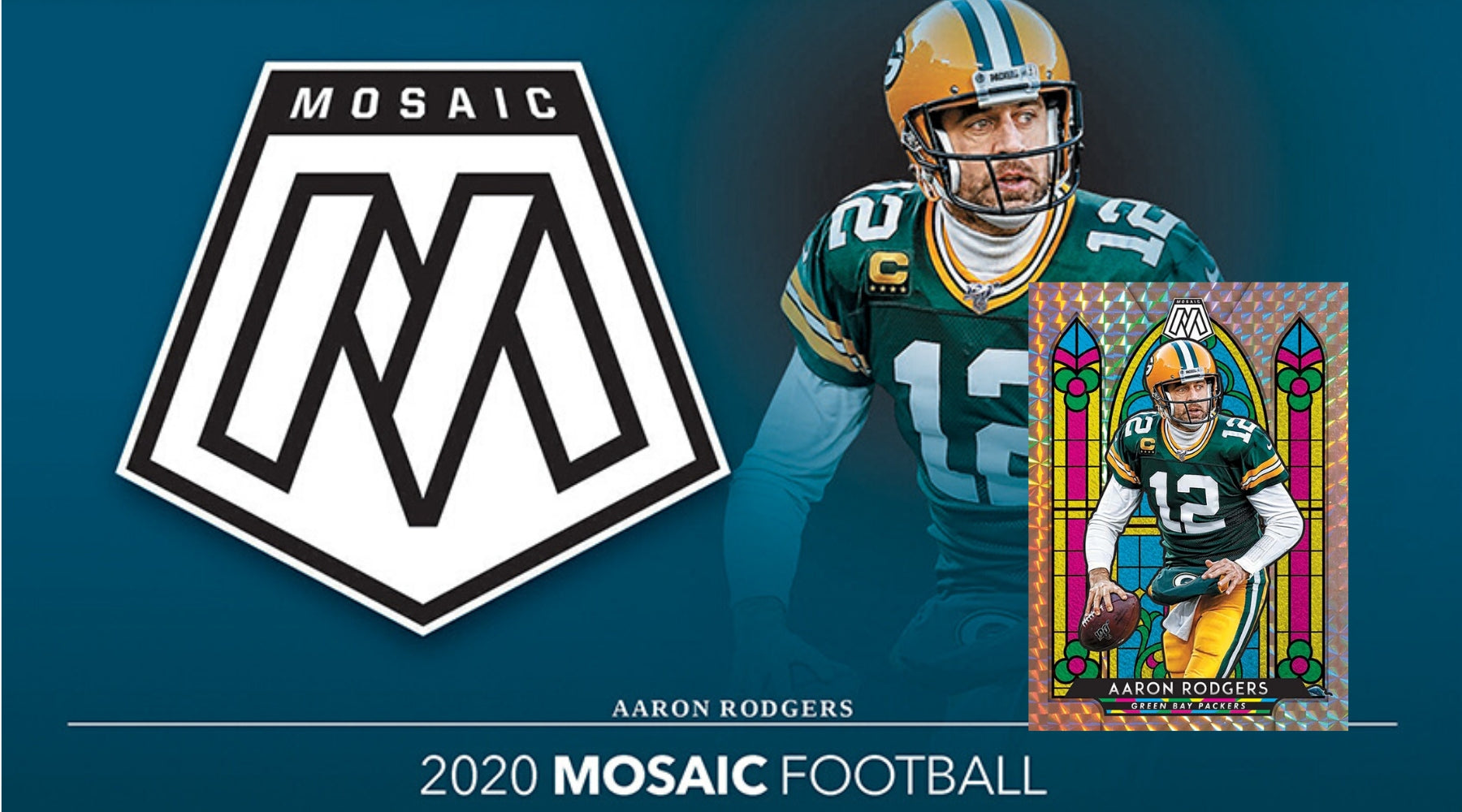 2020 Panini Mosaic Football Reveals Touch Down Masters!