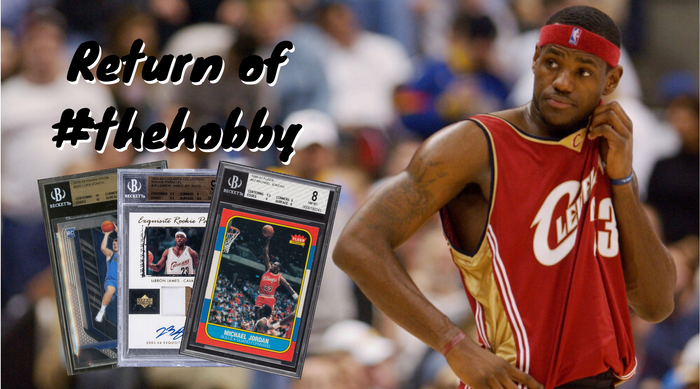 Million Dollar LeBron Signals Sports Cards Boom?