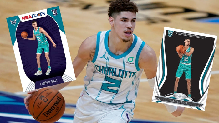 lamelo ball top cards