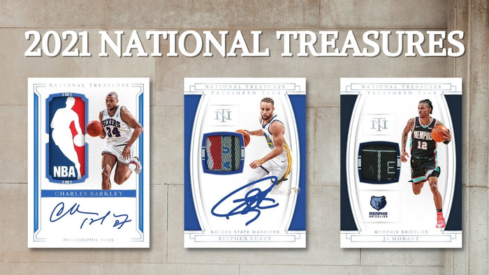 National Treasures Basketball First Look!