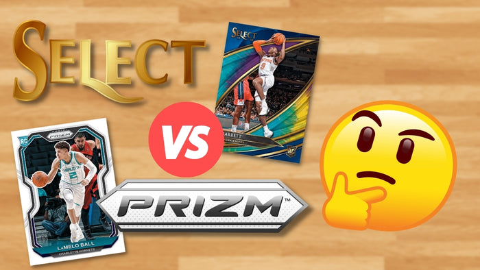 Select VS Prizm? Which Cards Will Be The Best?