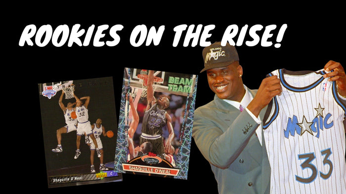 Why Shaq Rookie Cards Are Blowing Up!