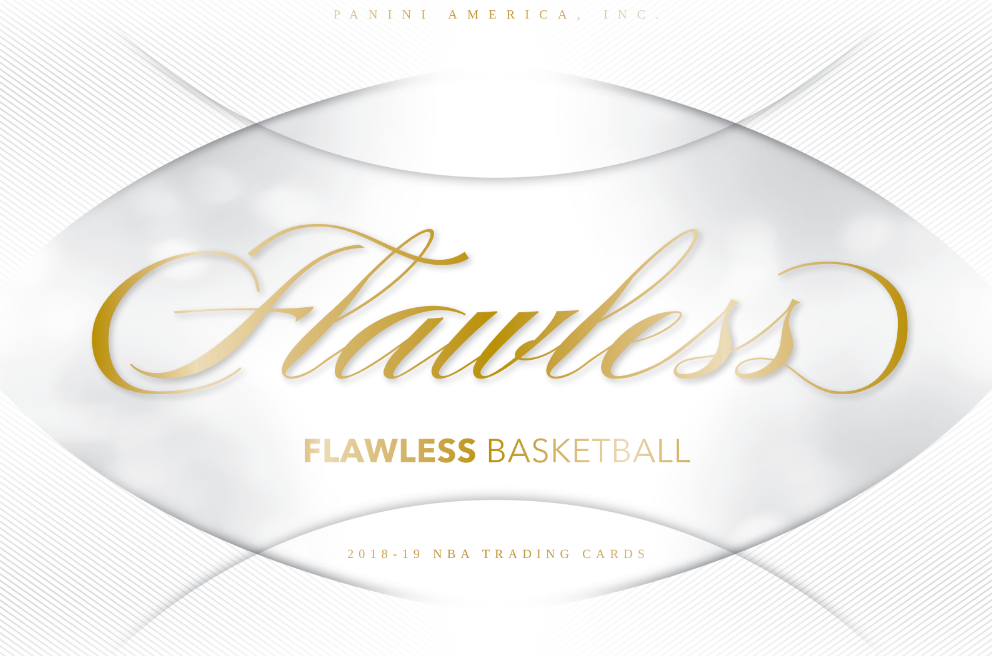 2018-19 NBA Flawless Revealed By Panini!