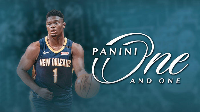 Panini One And One Basketball Revealed!