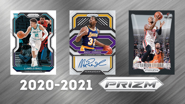 2020-21 Prizm Basketball First Look!