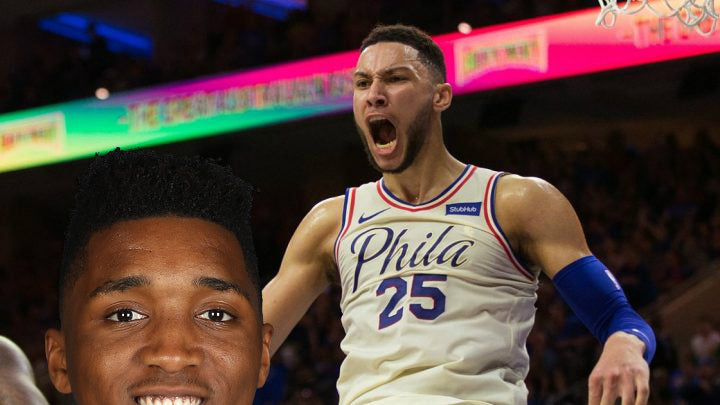 Will Ben Simmons Or Donovan Mitchell Will Be Rookie Of The Year 2017-2018?