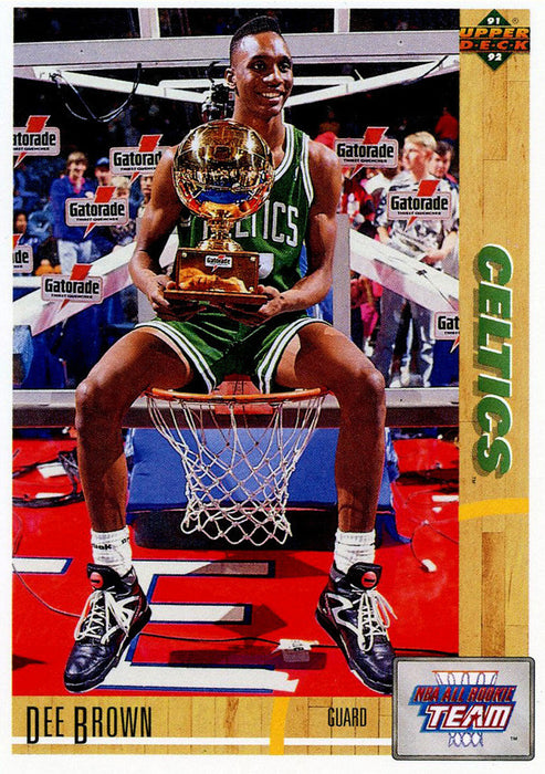 Throwback Thursday - Top 3 awesome things Dee Brown did!