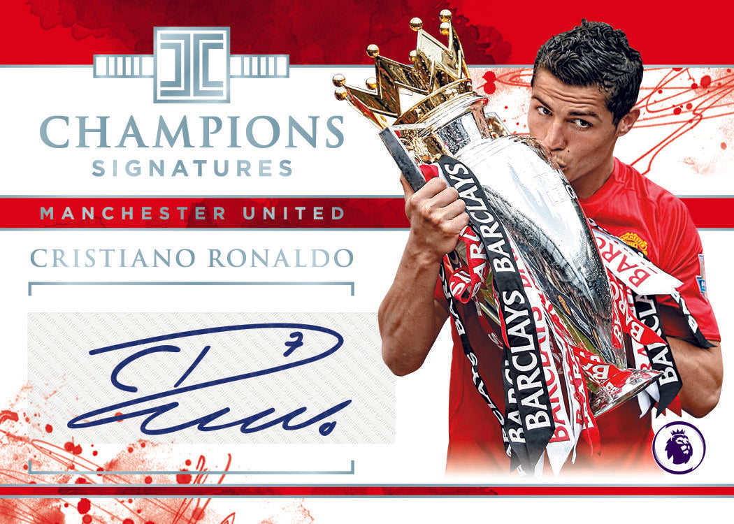 Panini Reveals Impeccable Premier League Soccer Cards!