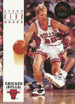 Throwback Thursday - Steve Kerr