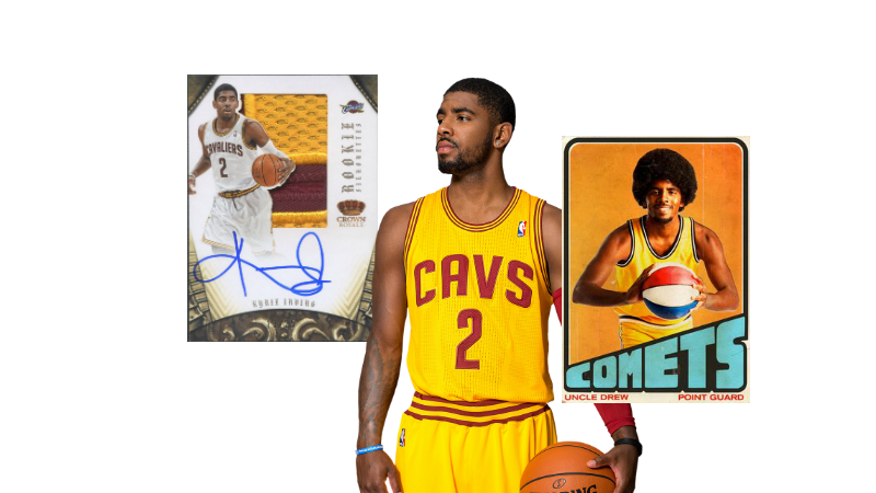 Top 5 Kyrie Irving Cards