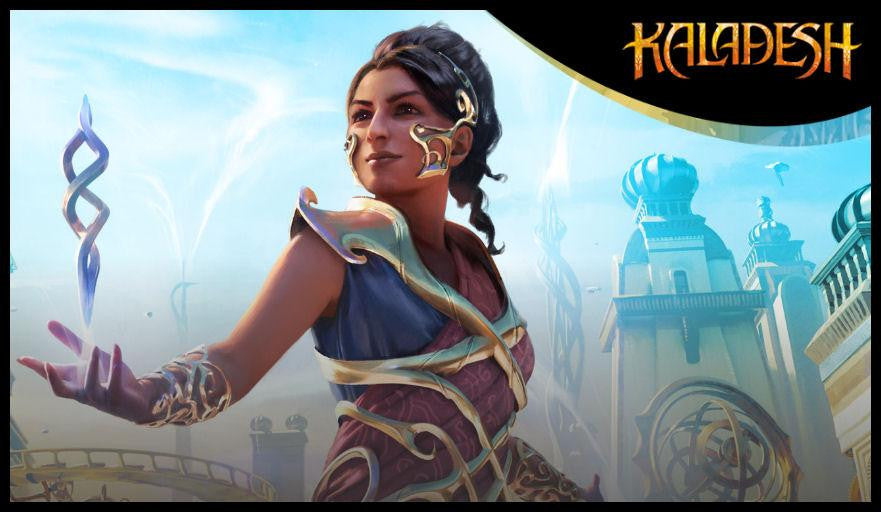 Kaladesh Magic Trailer Revealed at PAX West!
