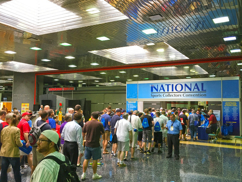 38th National Sports Collectors Convention Begins In Chicago