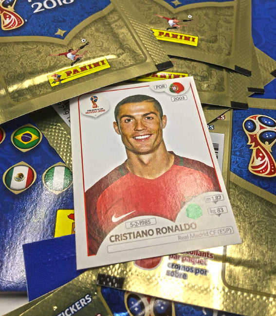 Panini World Cup Stickers, Albums And Where To Buy!