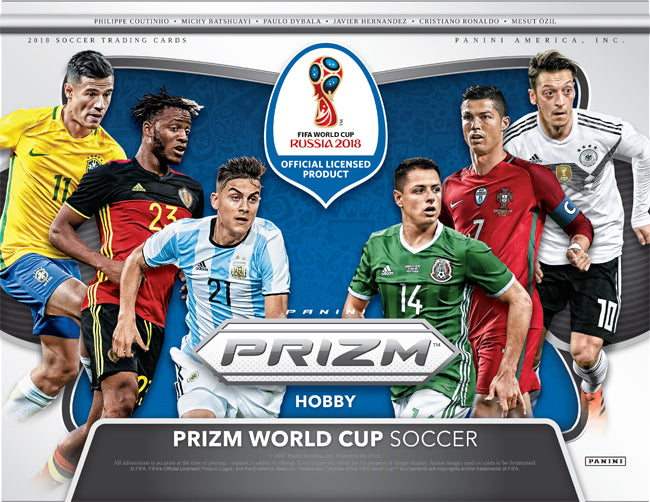 World Cup 2018 Soccer Cards Hit Australia Soon!