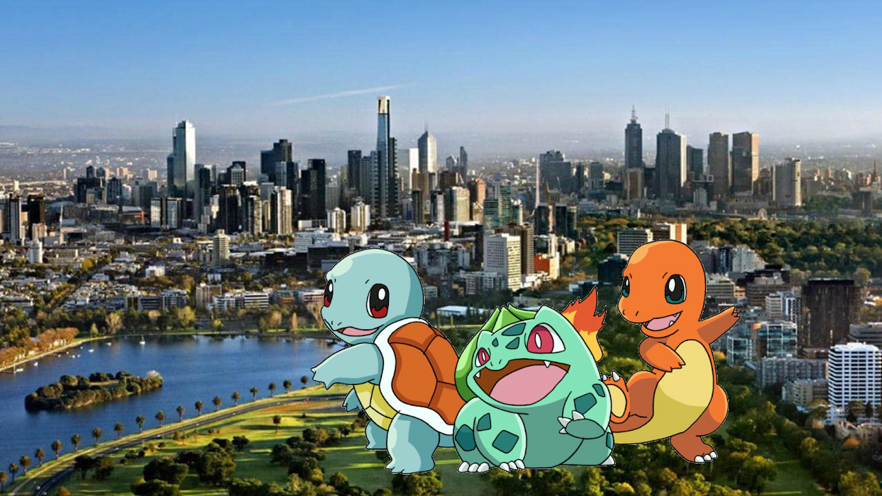Where To Buy Pokemon Cards in Melbourne