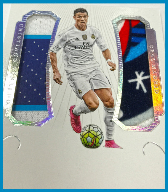 Panini Gives us a First Look at 2016 Flawless Soccer!