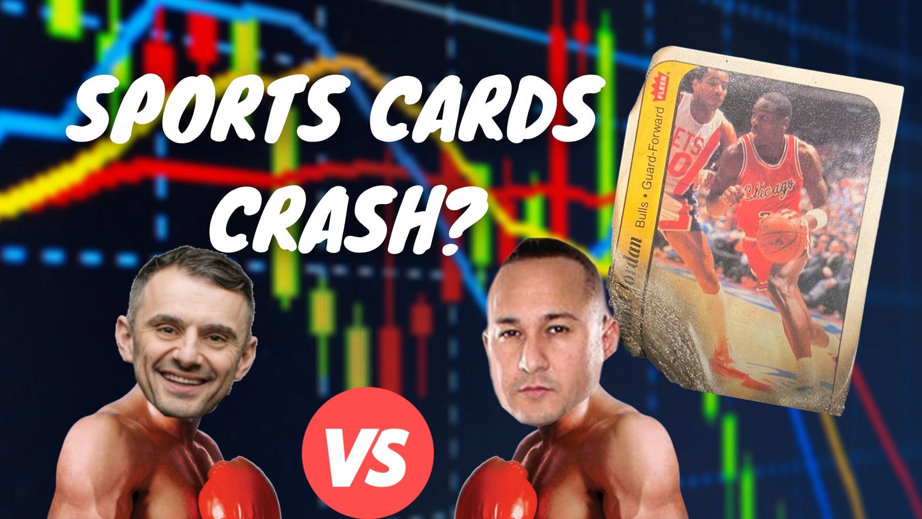 The Sports Card Crash?