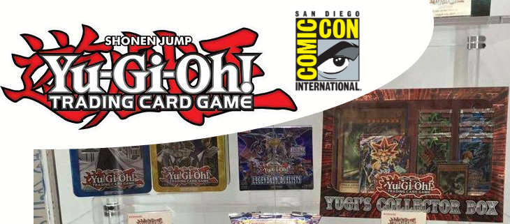 Yu-Gi-Oh! Circuit Break: Special Edition - Konami At San Diego Comicon 2017
