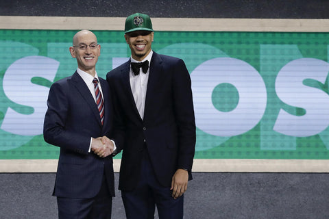 Tatum celtics nba draft