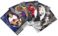 Chicago legends upper deck