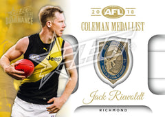 2019 Select AFL Dominance Delivers New Premium Set! — Cherry
