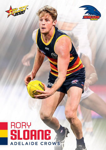 2020 select afl footy stars base card