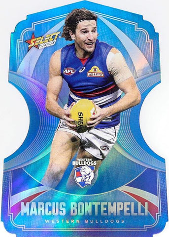 select 2020 footy stars card