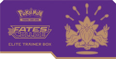 XY fates collide trainer box