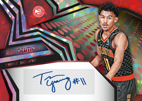 chinese new year panini revolution nba trae young