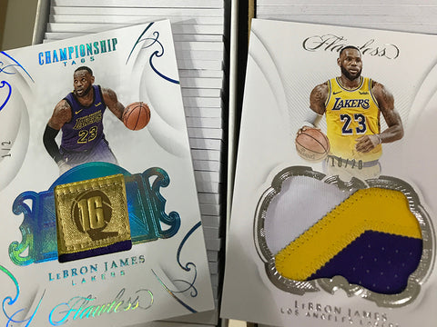 Lebron Flawless Patch 2018-19