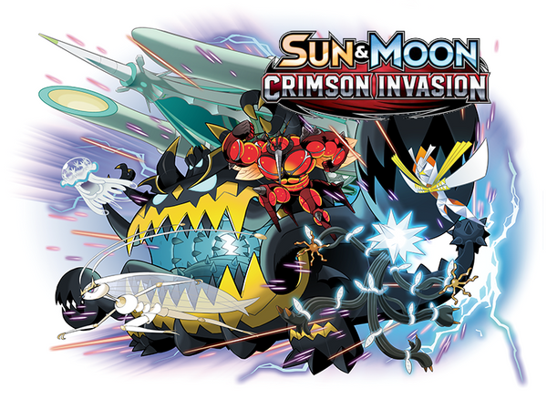 pokemon crimson invasion ultra beasts
