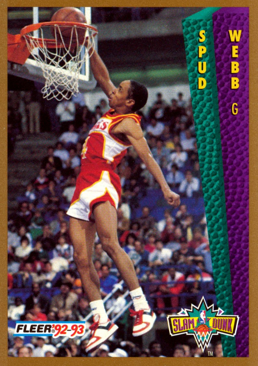 Throwback Thursday Spud Webb – Cherry Collectables