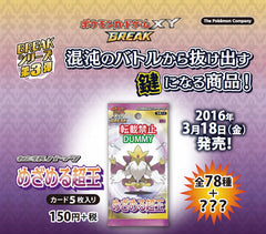 XY fates collide Japanese