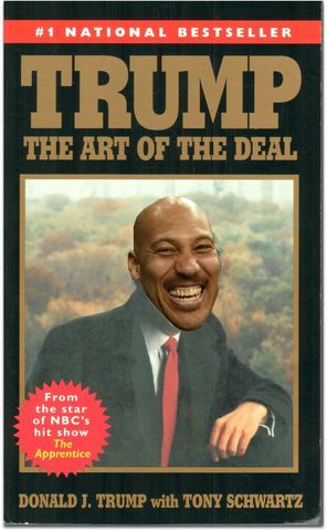 LaVar Ball is Trump