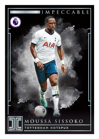 panini impeccable epl soccer cards