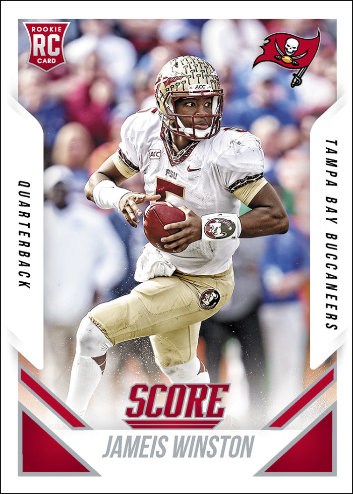 Panini 2015 Score Football Jameis Winston RC
