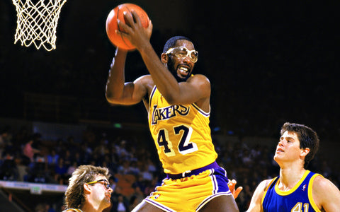 Throwback Thursday Player James Worthy Cherry Collectables