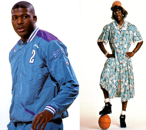 Throwback Thursday Larry Johnson Cherry Collectables