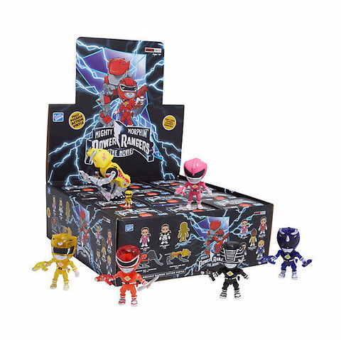 power rangers loyal subjects figures