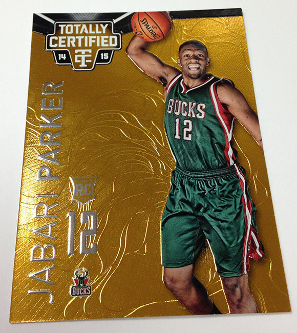 Panini 2014/15 Totally Certified Basketball Jabari Parker
