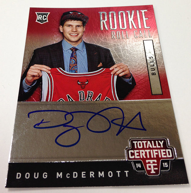 Panini 2014/15 Totally Certified Basketball Doug McDermott