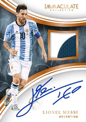 messi immaculate 2017