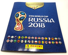 panini world cup sticker album